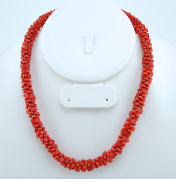 Basic Kumihimo Necklace