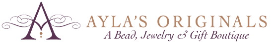 Ayla's Originals - A Bead, Gift and Jewelry Boutique