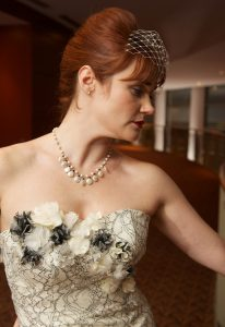 Make your own bridal jewelry at Ayla's