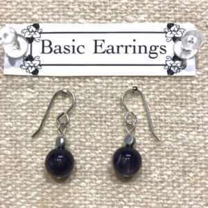 Basic Earrings