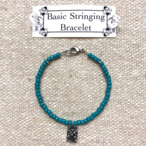Basic Stringing Bracelet
