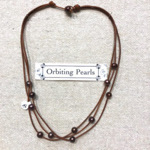 Orbiting Pearls