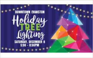 Evanston Tree Lighting 2019