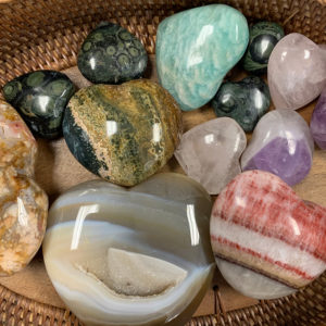 Crystals Trunk Show