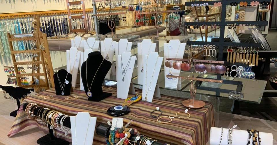 front table jewelry sale 25% off In September